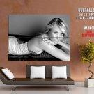 Cameron Diaz Hot Actress Bw Huge Giant Print Poster