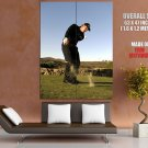 Phil Mickelson Golf Sport Huge Giant Print Poster