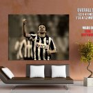 Alessandro Del Piero Juventus Legend Football Sport Huge Giant Print Poster