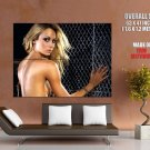 Stacy Keibler Topless Hot Sexy Model Wwe Sport Huge Giant Print Poster