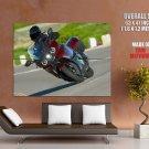 Bmw K1600 Gt Bike Motorcycle Huge Giant Poster