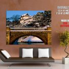 Imperial Palace Tokyo Japan Around The World Huge Giant Poster