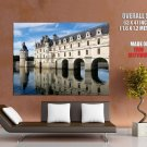 Ch Teau De Chenonceau France Around The World Huge Giant Poster
