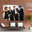 Hawaii Five 0 Steve Danno Kono Chin Cast Tv Series Huge Giant Poster