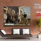 The Walking Dead Survivors Tv Series Cast Huge Giant Poster