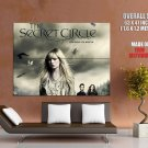 You Know You Want In The Secret Circle Cassie Tv Series Huge Giant Poster