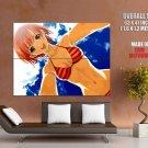 Hot Bikini Beautiful Shiny Girl Sexy Anime Art Huge Giant Poster