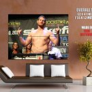 Josh Barnett Mma Mixed Martial Arts Huge Giant Print Poster