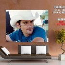Brad Paisley Hot Portrait Country Music Huge Giant Print Poster