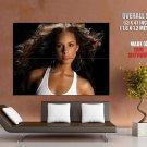 Alicia Keys Hot Hip Hop R B Music Huge Giant Print Poster