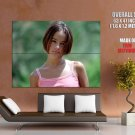 Alizee Cute French Singer Music Huge Giant Print Poster