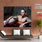 Eminem Blood Bath Hip Hop Rap Music Huge Giant Print Poster