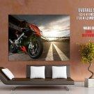 Aprilia Rsv4 Super Sport Bike Huge Giant Print Poster