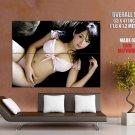 Ai Shinozaki Japanese Busty Girl Asian Huge Giant Print Poster