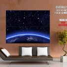 Constellation Stars Astronomy Space Huge Giant Print Poster