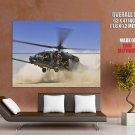 Sikorsky HH 60 Pave Hawk Aircraft HUGE GIANT Print Poster