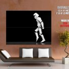Clone Moonwalker Trooper Star Wars HUGE GIANT Print Poster