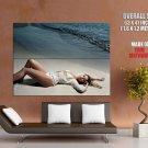 Shakira Bikini Beach Hottest Women HUGE GIANT Print Poster