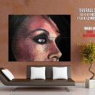 Sarah Brightman Art Hottest Women HUGE GIANT Print Poster