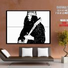 Buckethead BW Greatest Guitarists HUGE GIANT Print Poster