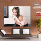 Alicia Keys Hot New Music Huge Giant Print Poster
