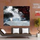 Woody Harrelson Movie Art Print Huge Giant Poster