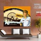 Adventureland Paulette Movie Art HUGE GIANT Print Poster