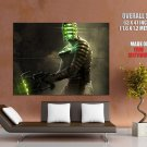 Isaac Clarke Dead Space Game Shooter Huge Giant Print Poster