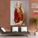 Singer Rock Ska Pop Gwen Stefani Huge Giant Print Poster