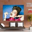 Singer Jennifer Lopez Music Hip Hop R N B Huge Giant Print Poster