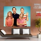 We Are The Millers Jennifer Aniston Comedy Film HUGE GIANT Print POSTER