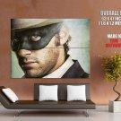 Armie Hammer Lone Ranger Film Huge Giant Print Poster