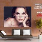 Actress Natalie Portman Black Swan Huge Giant Print Poster