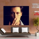 Actor Johny Depp The Rum Diary Huge Giant Print Poster