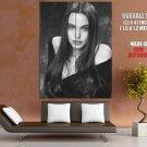 Actress Lara Croft Tomb Raider Angelina Jolie Huge Giant Print Poster