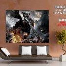 Darksiders Slasher War Game Huge Giant Print Poster
