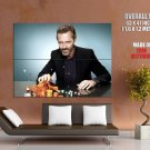 House M D Hugh Laurie Tv Series Huge Giant Print Poster