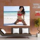 Lana Tailor Hot Model Sexy Bikini HUGE GIANT Print Poster