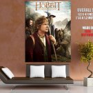 The Hobbit An Unexpected Journey Movie 2012 HUGE GIANT Print Poster