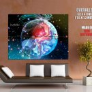 Scorpio Zodiac Astrological Sign Art HUGE GIANT Print Poster