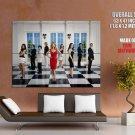 Revenge Cast Characters TV Series HUGE GIANT Print Poster