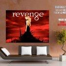 Revenge Emily Thorne Tv Series Huge Giant Print Poster