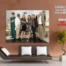 Body Of Proof Cast Characters TV Series HUGE GIANT Print Poster