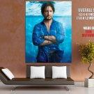 Californication Underwater Hank Moody TV HUGE GIANT Print Poster