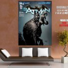 Wild Mutant Batman Dc Comics Art Huge Giant Print Poster
