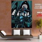 Spider Man Vs Punisher Marvel Comics Art HUGE GIANT Print Poster