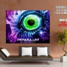Pendulum Music Witchcraft Band Art HUGE GIANT Print Poster