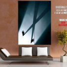 The X Files Tv Series Show Huge Giant Print Poster