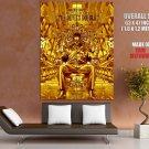 The Devil S Double Golden Dominic Cooper HUGE GIANT Print Poster