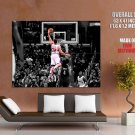 Blake Griffin Dunk Clippers Basketball NBA HUGE GIANT Print Poster